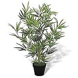 UnfadeMemory Árbol de Bambú,Planta Artificial Decorativa,Decoración de Hogar Oficina,con...