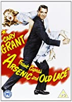 Arsenic and Old Lace [DVD]