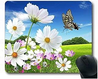 Mousepad Neoprene Rubber Animal 3D Butterfly