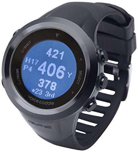 Voice Caddie T2 Hybrid Golf GPS Rangefinder Watch
