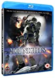 2001 Nights (Fumihiko Sori's TO) [Blu-ray] [Reino Unido]