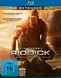 Bluray Scifi Charts Platz 10: Riddick - Überleben ist seine Rache - Extended Cut [Blu-ray]