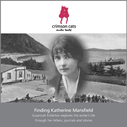 Finding Katherine Mansfield audiobook cover art