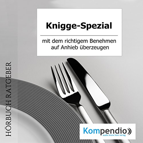 Knigge-Spezial audiobook cover art