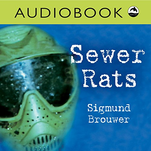Sewer Rats audiobook cover art
