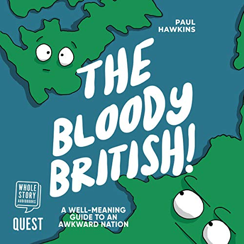 The Bloody British cover art
