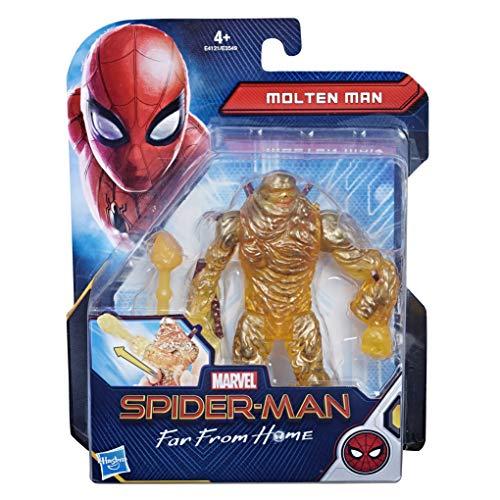 Hasbro Marvel Spider-Man Far From HomePersonaggio Giocattolo da 15 cm, dai 4 Anni in Su