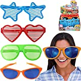 Liberty Imports Jumbo Sunglasses Novelty Plastic...