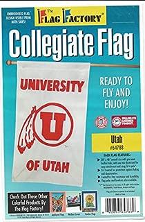 Utah Utes Team 28x48 Flag