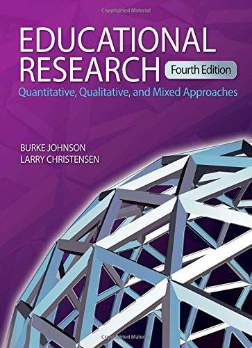 Educational Research: Quantitative, Qualitative, and...