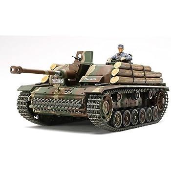 タミヤ 1/35 ミリタリーミニチュアシリーズ No.310 フィンランド軍 III号突撃砲 G型 プラモデル 35310