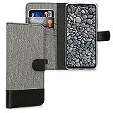 kwmobile Wallet Case kompatibel mit Huawei P40 Lite E -