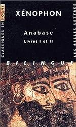 Anabase, livres I et II de Xénophon