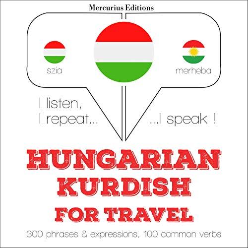 Hungarian – Kurdish. For travel cover art