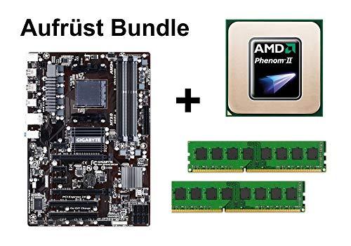 Aufrüst Bundle - Gigabyte 970A-DS3P + Athlon II X2 280 + 8GB RAM #99545