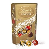 Lindt Lindor Surtido de Bombones de Chocolate, 337g