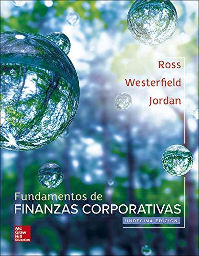 Fundamentos De Finanzas Corporativas