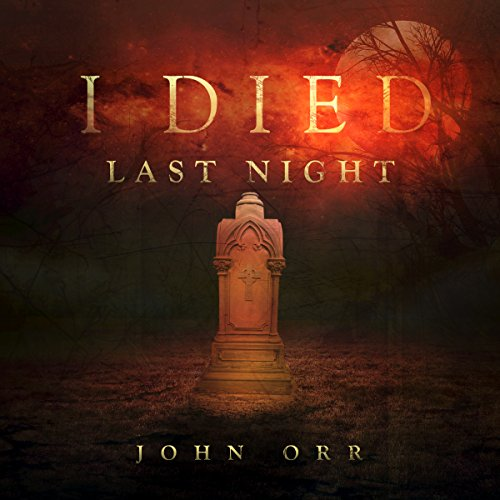 I Died Last Night audiobook cover art