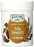 Fuchs Tofu Gewürz Mediterran mit Knoblauch, Rosmarin und Thymian für die Mittelmeerküche, 3er Pack (3 x 60 g)