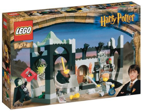 Lego 4705 Harry Potter - Snape's Class by LEGO