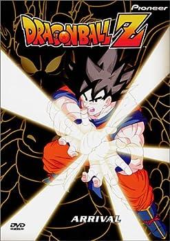 DVD Dragonball Z, Vol. 1 - Arrival [Japanese] Book