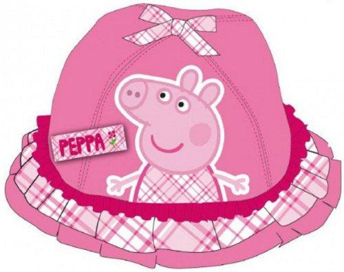 Peppa Pig 2200000219Premium Hut für Kinder, Stroh, Einheitsgröße