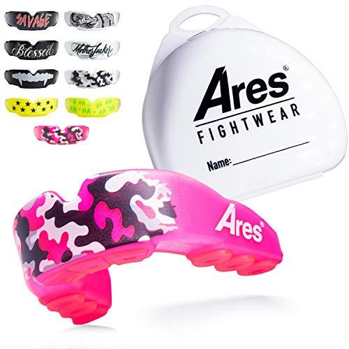 Ares Fightwear ® Design Mundschutz -...