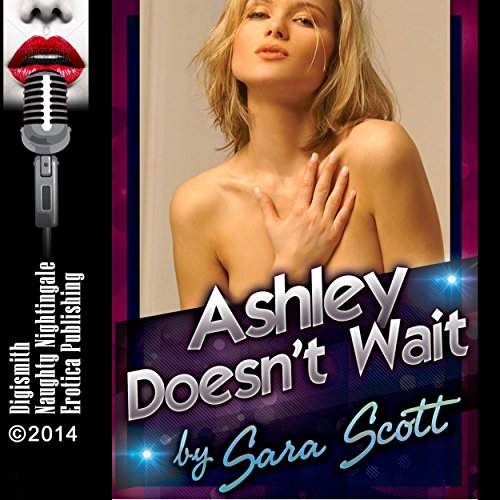Ashley Doesn't Wait audiobook cover art