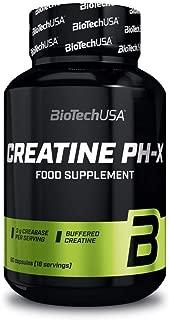 Creatine PH-X - 90 capsules - Biotech
