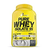 Olimp Sport Nutrition Pure Whey Isolate 95 - 2.2 kg Vainilla