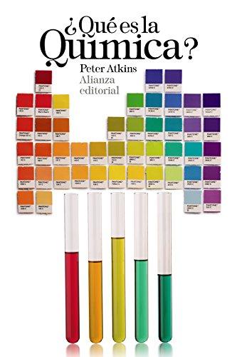 ¿Qué es la química? (El libro de bolsillo - Ciencias)