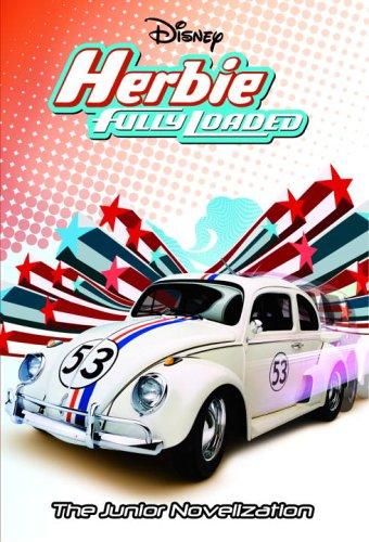 Herbie Fully Loaded Junior Novelization