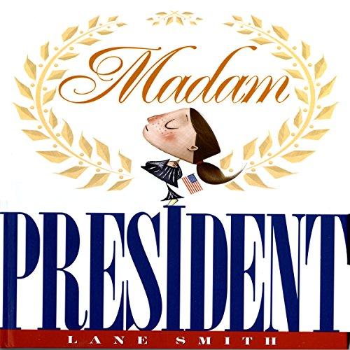 Madam President audiobook cover art