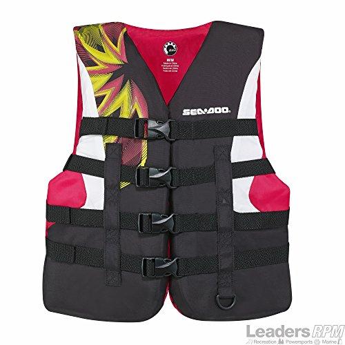 Sea-Doo New OEM Women's X-Large, Motion Life Jacket/PFD, 2858791236