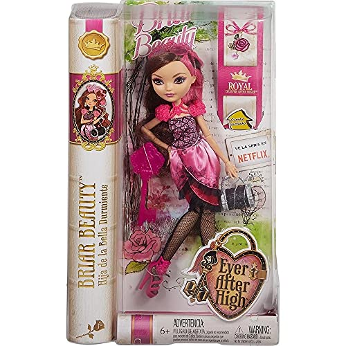 Ever After High Mattel Briar Beauty Relançada 1 Capitulo