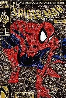 Best spiderman 1 1990 gold Reviews