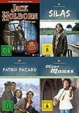 Die schönsten Weihnachtsserien - Collection 1: Jack Holborn + Silas + Patrick Pacard + Oliver Maass (9 DVDs)