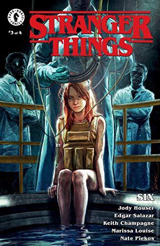 Stranger Things: SIX #3 (English Edition)