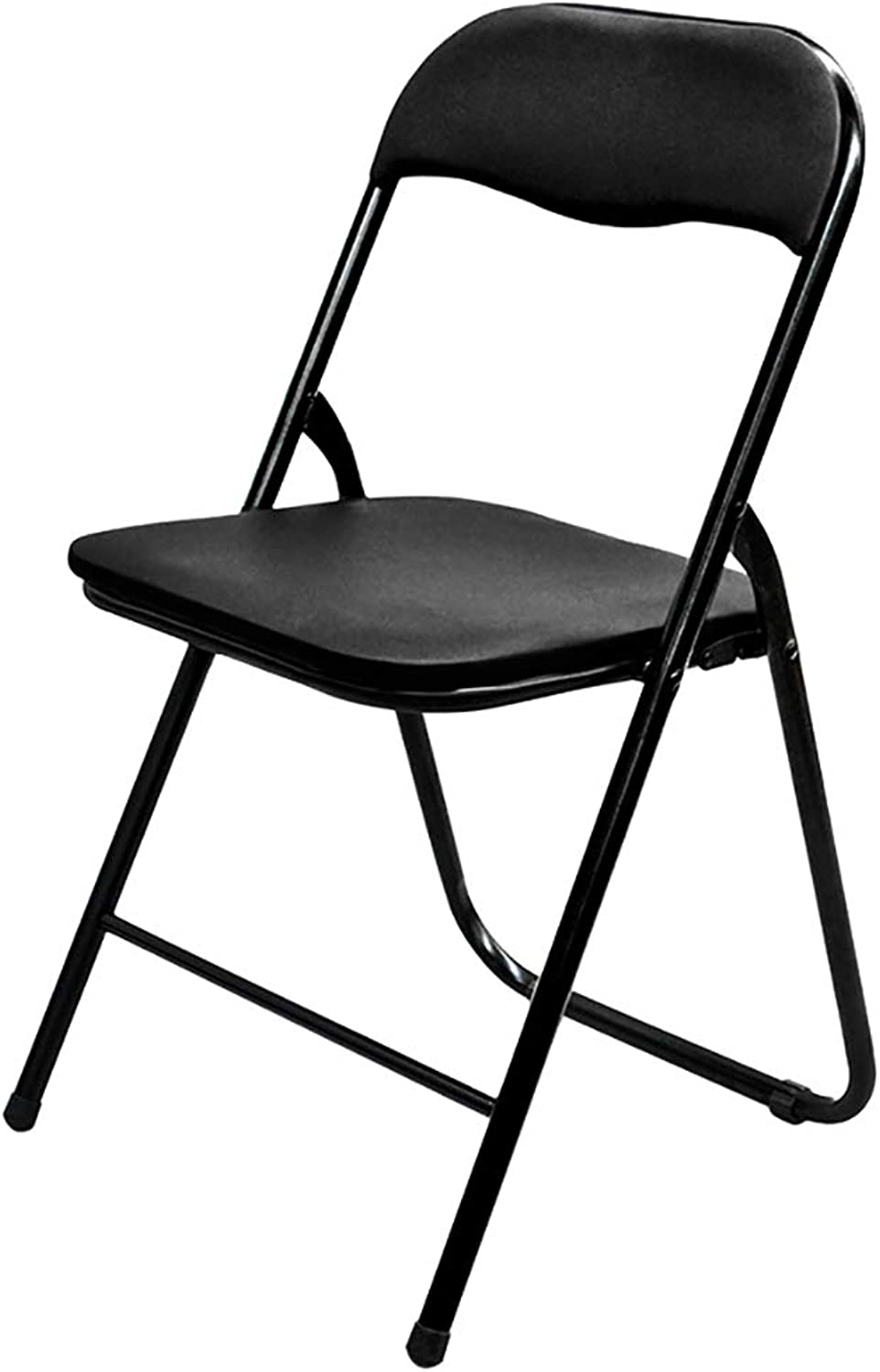 XHLZDY Folding Chair, Dining Chair, Office Chair, Conference Chair, Computer Chair, Stool, Office Training Chair (45×47×79cm)