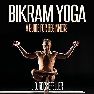 Bikram Yoga audiobook cover art