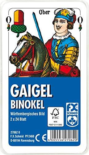 Ravensburger Spielkarten 27062 - Gaigel/Binockel