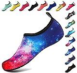 BOLOG Zapatos de Niño Zapatos de Agua de Natación Infantil para Niños Niñas...