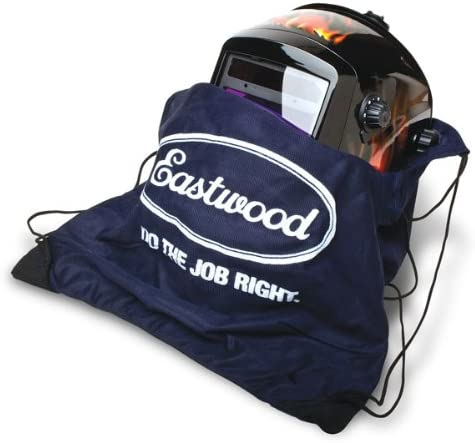 Eastwood Welding Helmet Mask Bag Do The Job Right Storage Carrying Bag Welding Gear product image