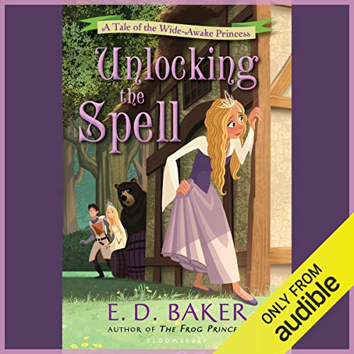 Unlocking the Spell cover art