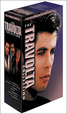 Travolta Collection (Grease, Saturday Night Fever, Staying Alive) [Box Set] [3 DVDs]
