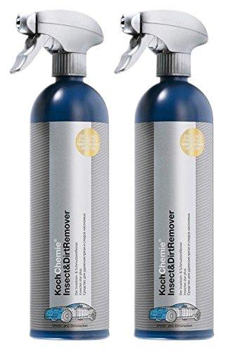 Koch Chemie 2X Insect & Dirt Remover Insektenentferner Schmutzentferner 750 ml