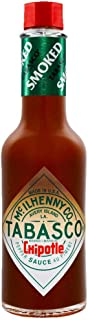 TABASCO Chipotle Pepper Sauce, 1x150ml, 0,15 l, Chipotle Chili Sauce, 100% natürlich, Glasflasche