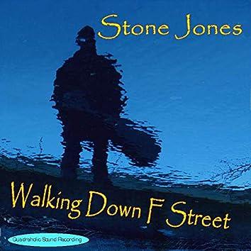 Walking Down F Street