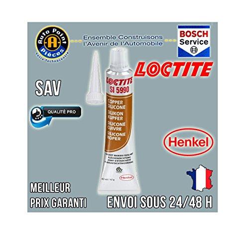 Loctite 1716588 Agent d'Étanchéité Silicone SI 5990, 40 ml
