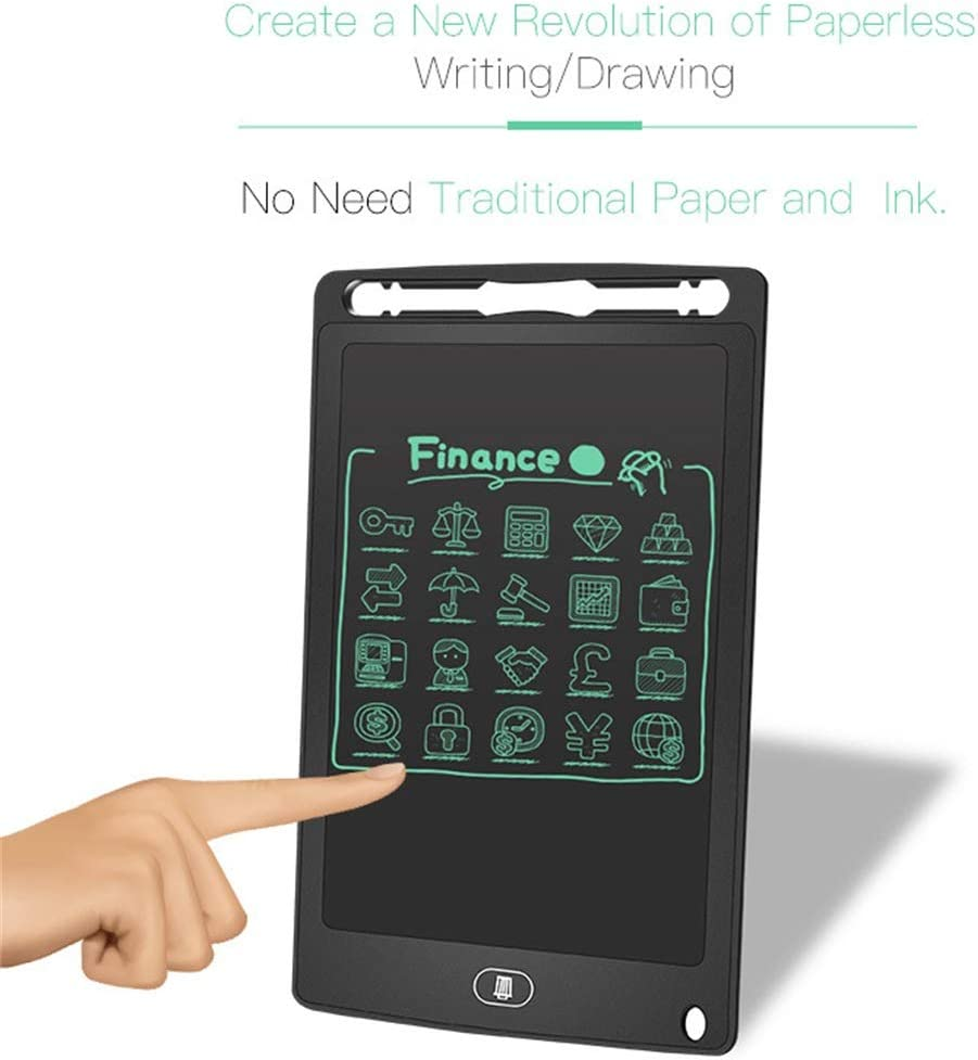 JUZXAAP 8.5-Inch LCD Writing Tablet Electronic Writing Board Digital Drawing Board Graphic Drawing Tablet Durable